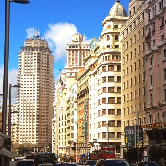 Hipmunk City Love 5 Star Luxury Hotels In Madrid S